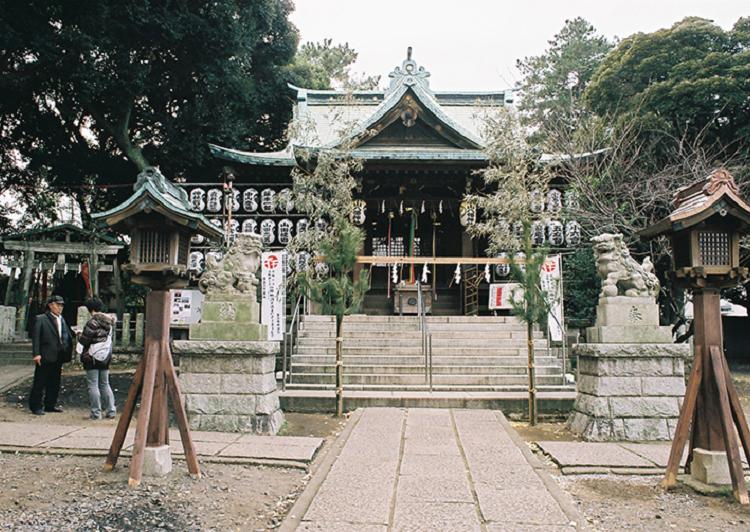 小山八幡神社 アイキャッチ