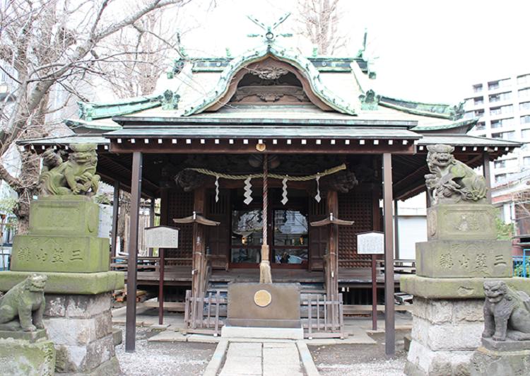 寄木神社 アイキャッチ