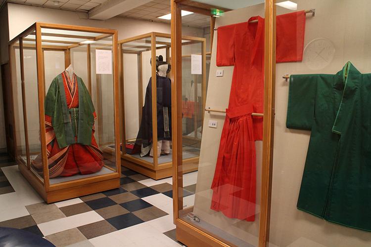 杉野学園衣裳博物館
