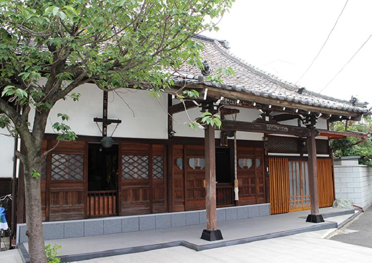 養願寺外観2 アイキャッチ