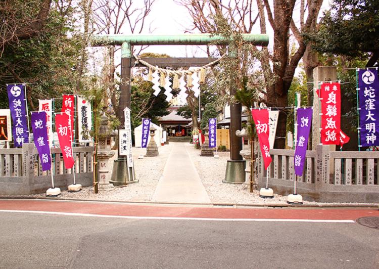 上神明天祖神社 アイキャッチ
