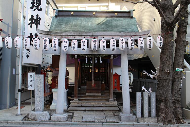 大井蔵王権現神社