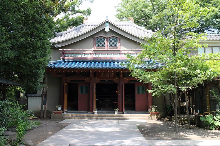 品川寺本堂