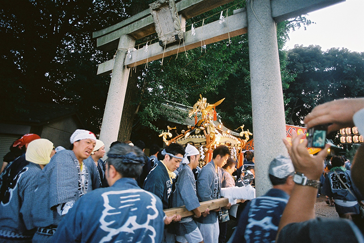 小山両社祭