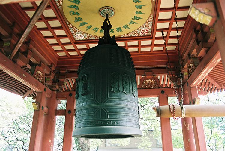 品川寺 鐘
