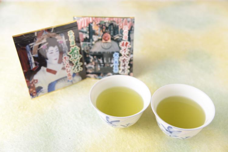日本の茶しながわ宿シリーズ 若素園