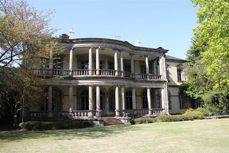 旧島津侯爵邸