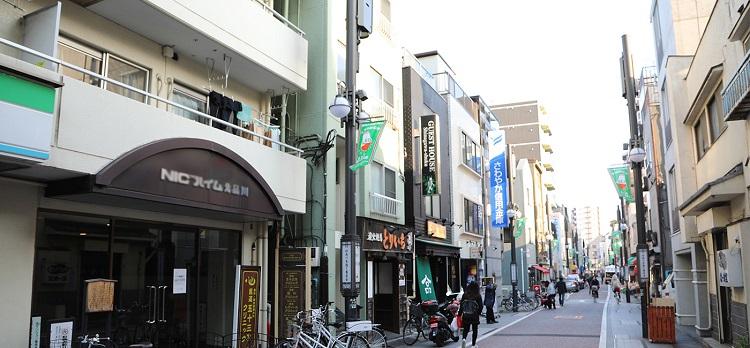 旧東海道品川宿まち歩き
