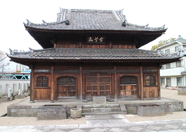東海寺外観 アイキャッチ