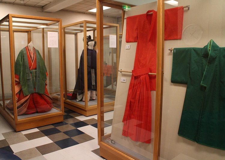 杉野学園衣装博物館