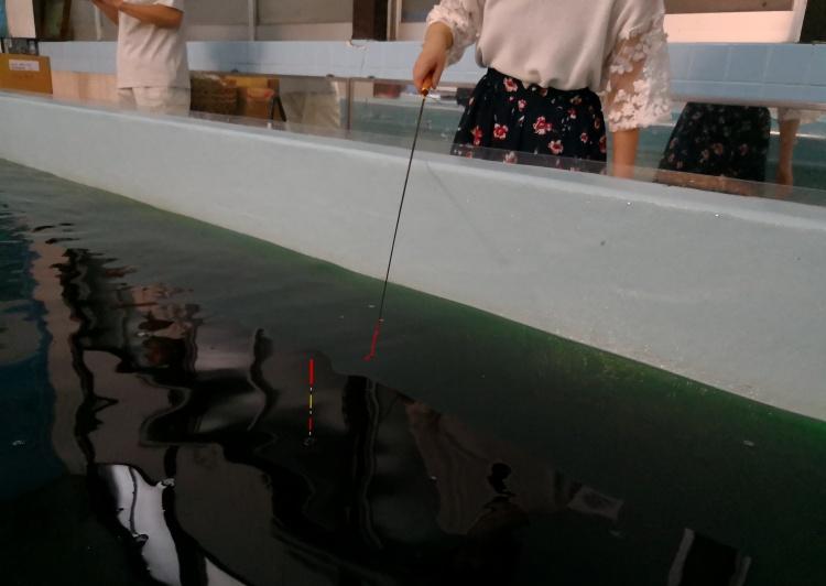 旗の台釣り堀店5
