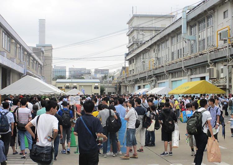 東京総合車両センター 一般公開