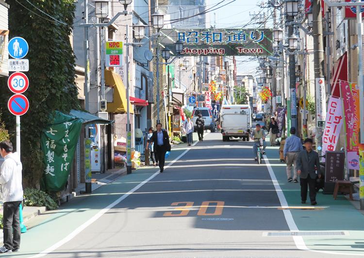 昭和通り商店会