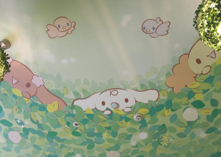 阪急アワーズイン・シナモロールルーム5