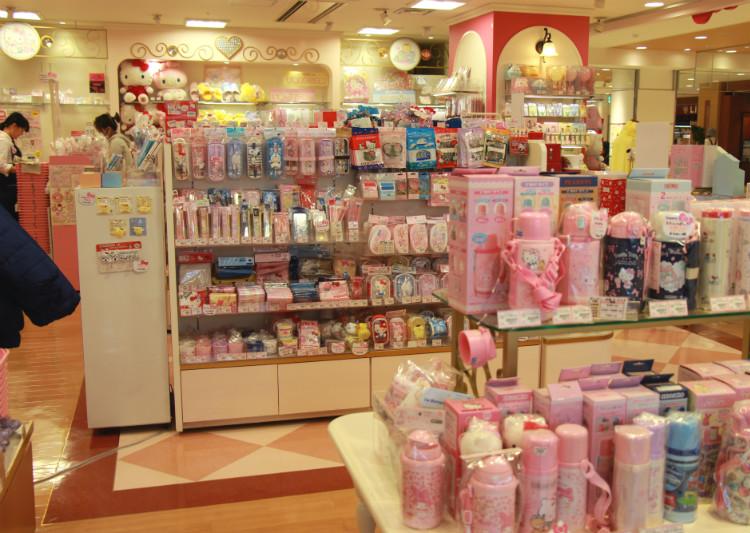 Sanrio Gift Gate 大崎ニュー・シティ店2