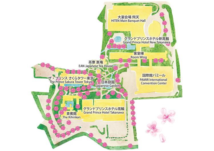 高輪 桜まつり2019