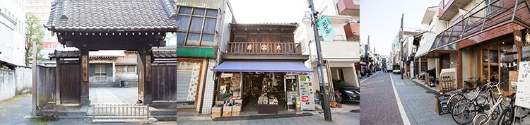 品川宿建築まち歩きツアー