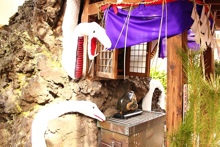 蛇窪神社 上神明天祖神社