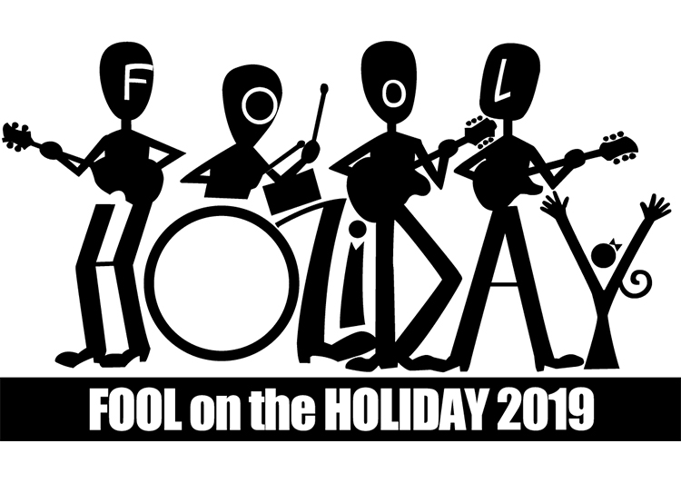 FOOL ON THE HOLIDAY