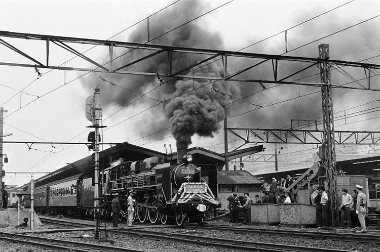 ニコンミュージアム 鉄道の記録