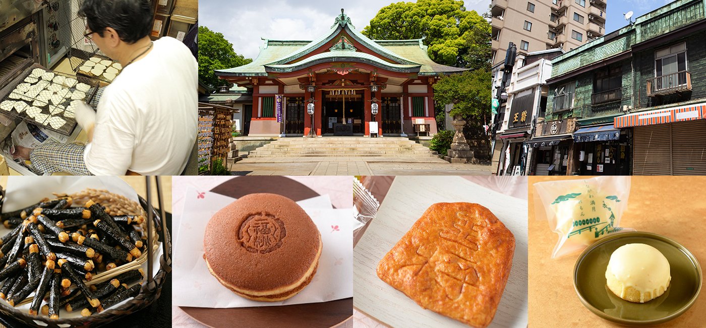Shinagawa History and Snack Tasting Walking Tour
