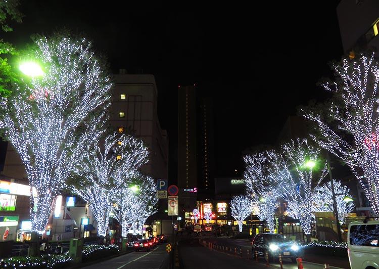 大井町 イルミネーション