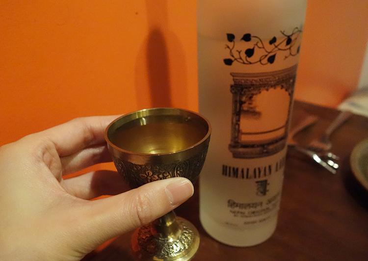 ネパール焼酎・ロクシ