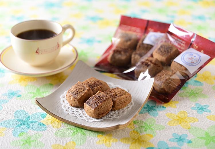 大人のコーヒークッキー 清子ちゃん
