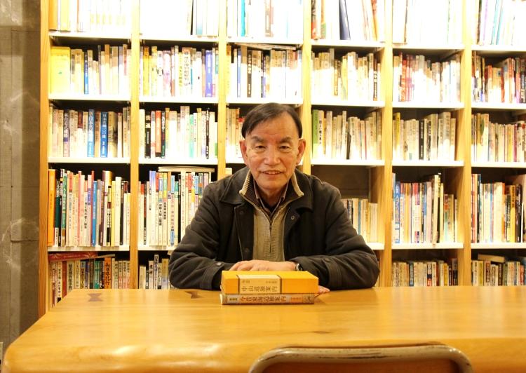 街道文庫の田中さん