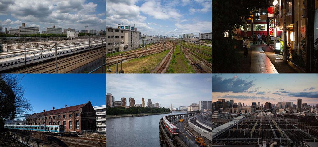 鉄道100景